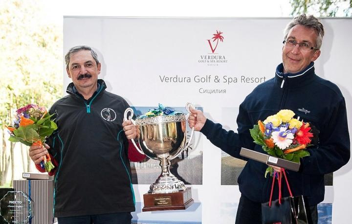 Sweet Trophy 2012, Пирогово, А.Бутримов, А.Петров